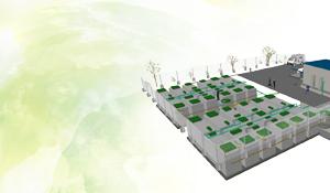 Комплексные очистные  сооружения для крупных объектов